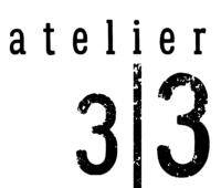 atelier 3|3 Logo
